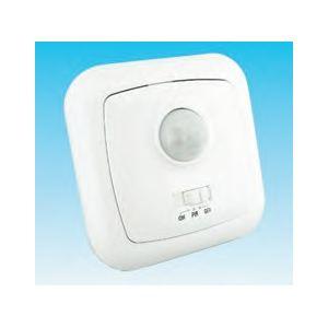 Interruptor Detector de Movimiento Presencia por infrarrojos de 120 grados