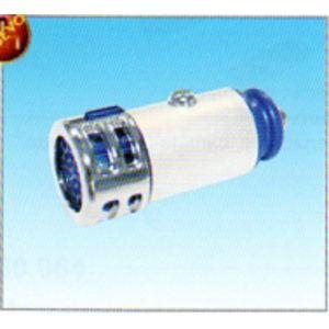Purificador de Aire por Emision de iones para automovil