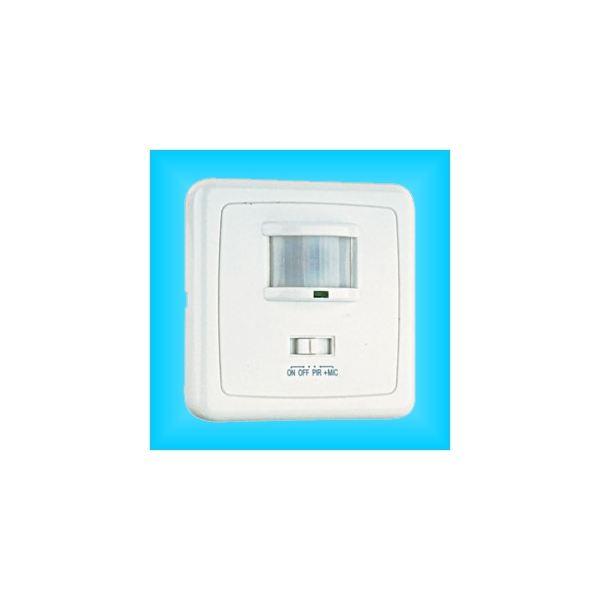 Interruptor detector de movimiento presencia empotrable en - Luz sensor movimiento ...