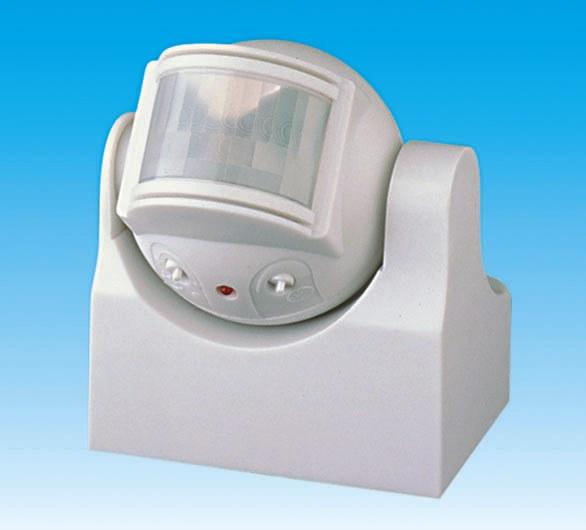 Interruptor Detector De Movimiento Presencia De Superficie Sensor Pir De 180 Grados 12 Metros