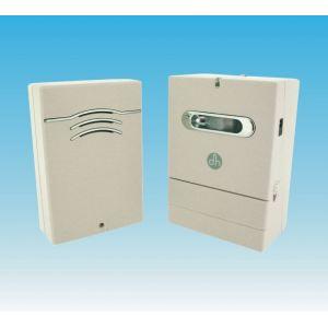 Sensor Detector de Movimiento Inalambrico con Alarma (EMISOR RECEPTOR)