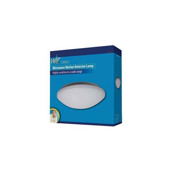 Lampara luz detector de movimiento o presencia con - Detector de movimiento para luces ...