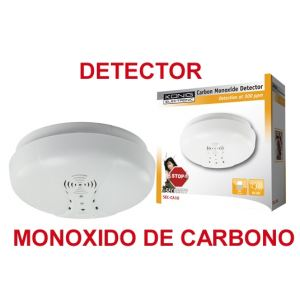 Detector de Monoxido de Carbono könig a Bateria