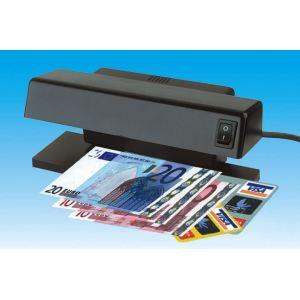 Detector de billetes falsos. 7W