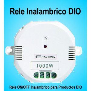 Rele Inalambrico por Radiofrecuencia Dio Domo31 220v