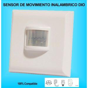 Sensor Detector de Movimiento Inalambrico DIO
