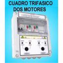 Cuadro Eléctrico Protección 2 Motores 400V Trifásico 3 HP CSD2-405