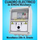 Ampliar imagen   Cuadro Eléctrico con Sondas para Bomba de Pozo Sumergible Motor Monofásicos 0.75 1 HP