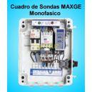 Cuadros de Sondas para bomba Sumergibles 1.50 HP monofásico Pozo MAXGE